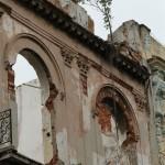Collapsing Facade