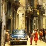 A Havanna street I did not get to explore!