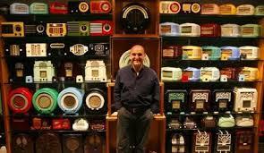 Dr. Peter Sheridan & His Bakelite Radios
